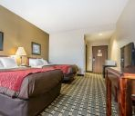 Room Comfort Inn Batavia-Darien - Amusement Park Area