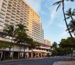 Exterior view OHANA Waikiki East by Outrigger