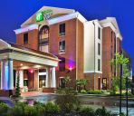 Vista esterna Holiday Inn Express & Suites ATLANTA-CUMMING
