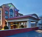 Außenansicht Holiday Inn Express & Suites GREENVILLE-DOWNTOWN