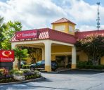 Vista esterna Econo Lodge Stockbridge