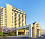 Vista esterna Hilton Hasbrouck Heights-Meadowlands
