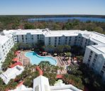 Vista exterior Holiday Inn Resort ORLANDO LAKE BUENA VISTA