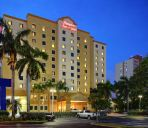 Außenansicht Hampton Inn & Suites - Miami-Airport South/Blue Lagoon