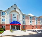Exterior view Candlewood Suites KNOXVILLE