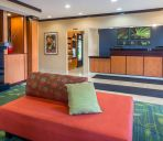 Hotelhalle Fairfield Inn & Suites Canton