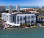 Vue extérieure Clearwater Beach Marriott Suites on Sand Key