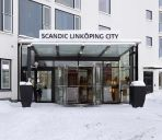 Außenansicht Scandic Linkoping City