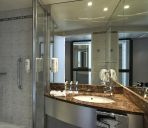 Badezimmer Holiday Inn PARIS - CH. DE GAULLE AIRPORT