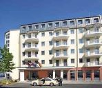 Buitenaanzicht Best Western City-West
