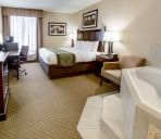 Zimmer Comfort Inn and Suites Paramus
