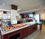 Breakfast buffet Vila Gale Salvador