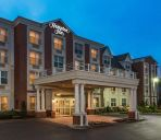 Außenansicht Hampton Inn Buffalo-Williamsville