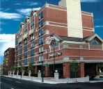 Buitenaanzicht Hampton Inn Boston-Cambridge