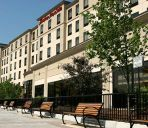 Buitenaanzicht Hampton Inn - Suites Newark-Harrison-Riverwalk