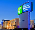 Außenansicht Holiday Inn Express & Suites CLIFTON PARK