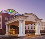 Außenansicht Holiday Inn Express & Suites PINE BLUFF/PINES MALL
