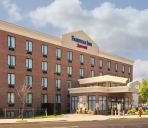 Vista exterior Fairfield Inn New York JFK Airport