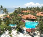 Vista exterior Inna Grand Bali Beach