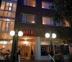 Buitenaanzicht AZIMUT Hotel City South Berlin