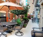 Außenansicht Hampton Inn  Suites GreenvilleDowntownRiverPlace