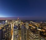 Außenansicht Meriton Suites World Tower