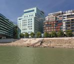 Vue extérieure Grand Hotel River Park a Luxury Collection Hotel Bratislava