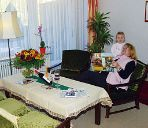 Room Valsana am Kurpark Wellnesshotel