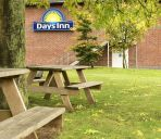 Vista esterna Days Inn Corley - NEC Welcome Break