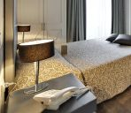 Single room (standard) De Stefano Palace Luxury Hotel
