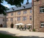 Exterior view Schloss Wallhausen