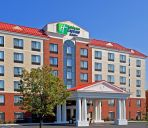 Außenansicht Holiday Inn Express & Suites ALBANY AIRPORT AREA - LATHAM