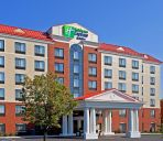 Außenansicht Holiday Inn Express & Suites ALBANY NORTH - LATHAM