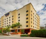 Außenansicht Fairfield Inn & Suites Miami Airport South