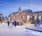 Vista exterior Grand Hotel Kempinski High Tatras