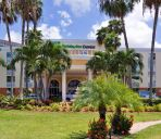 Außenansicht Holiday Inn Express MIAMI AIRPORT DORAL AREA