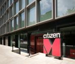 Außenansicht citizenM Amsterdam South