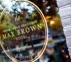 Außenansicht Max Brown Hotel Canal District
