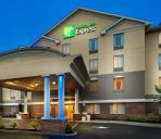 Buitenaanzicht Holiday Inn Express HASKELL-WAYNE AREA