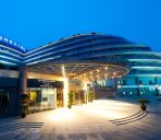 Vista exterior Wyndham Grand Plaza Royale Hangzhou