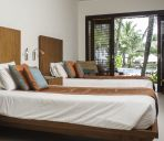 Zimmer mit Poolblick Blue Ocean Resort Phan Thiet