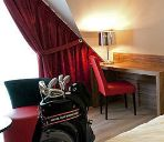 Room Golf & Country Hotel Clervaux