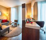 Suite Leonardo Royal Hotel Munich