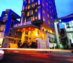 Exterior view Golden Central Hotel Saigon