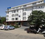 Vista esterna MGB Hotels Alwar