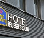 Außenansicht Best Western Brussels South