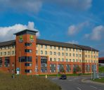 Außenansicht Holiday Inn Express LONDON - LUTON AIRPORT