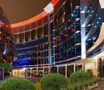 Vista esterna Crowne Plaza DOHA - THE BUSINESS PARK