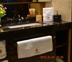 Badezimmer Yicheng Apartment PaZhou Poly World Center