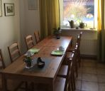 Breakfast room Pension Kirchner